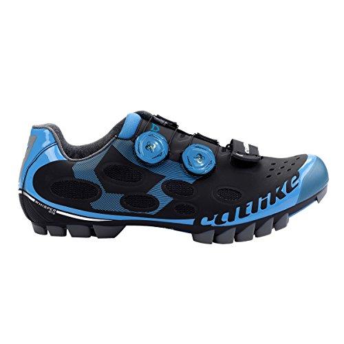 Catlike Whisper Chaussures Mixte Noir/Bleu