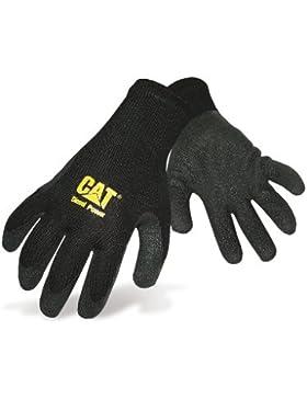 Gatto Caterpillar termica Gripster paia di guanti da lavoro antiscivolo gestione della potenza guanti M, L, XL