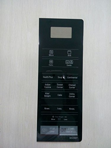 Microwave Oven Membrane Keypad : ABLE : Model No : MC-2144CP