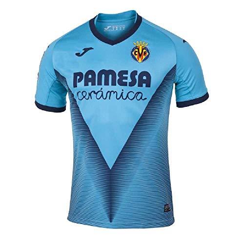 Joma 2019-2020 Villarreal Third Football Soccer T-Shirt