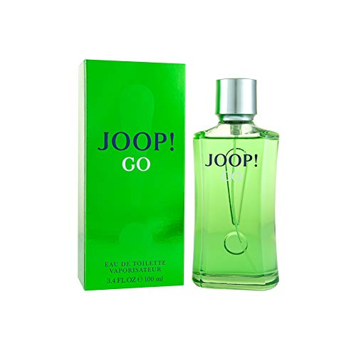 JOOP! Go homme/men, Eau de Toilette, Vaporisateur/Spray, 1er Pack (1 x 100 ml) - Grün Eau De Parfum Spray