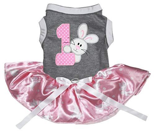 Bunny Trikot Kostüm - Petitebelle 1st Bunny Trikot für Hunde