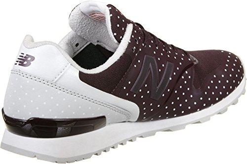 Sport scarpe per le donne, colore Borgogna , marca NEW BALANCE, modello Sport Scarpe Per Le Donne NEW BALANCE WR996 KC Borgogna Borgogna