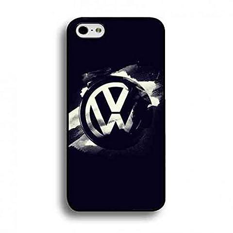 Etui de protection Apple iPhone 6Volkswagen Étui, le logo voiture design Volkswagen pour Apple iPhone 6S Housse Coque Arrière en Silicone TPU Volkswagen, Volkswagen Housse Coque en Silicone rigide portables