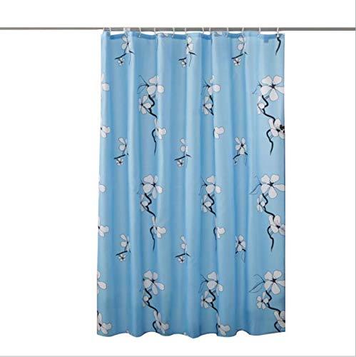 ruck Polyestergewebe Badezimmer Badezimmer Duschvorhang Breite 220cm * Höhe 200cm ()