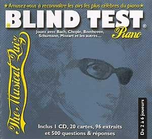 Blind Test Piano - Reconnaître Les Airs Les Plus Célèbres Du Piano