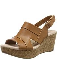 7e575e9c68b7 Amazon.co.uk  Clarks - Sandals   Women s Shoes  Shoes   Bags