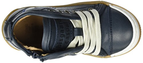 Bisgaard - Schnürschuhe, Scarpe da ginnastica Unisex – Bambini Blau (601 Blue)