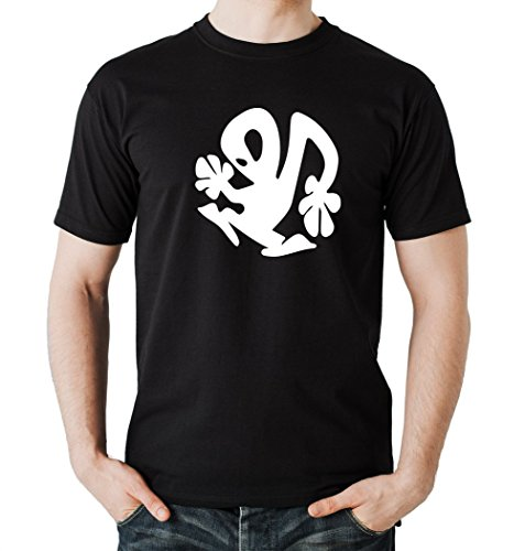 Certified Freak Plastic Man T-Shirt Boys Black L