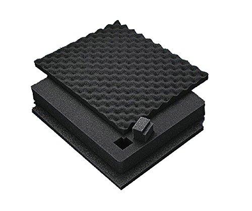 Peli 1510 Cases Black Foam Set, 1510-400-000E (Foam Set)