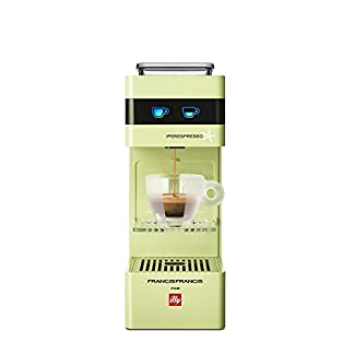 Illy-Francis-Francis-FOR-Coffee-Capsule-Machine-1000-Watt-19-bar
