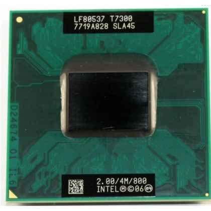 Intel PROCESADOR Core Duo T5870 2.00GHZ Usado