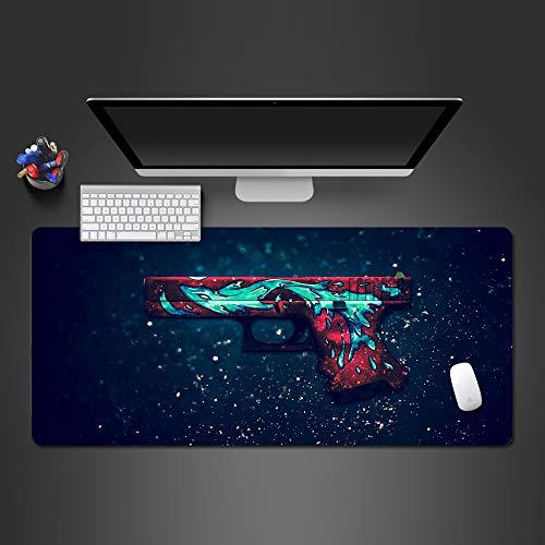 Kostüm Fußball Einfache Spieler - Einfache Design-Maus-Pad-Spiel-Player von hoher Qualität Gaming-Maus-Pad-Mode 800x300x2