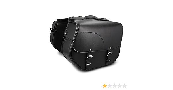 Saddle Bag Keeway Superlight 125 Kentucky Black Auto