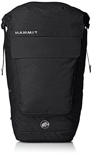 Mammut Tages-Rucksack Xeron Courier 25, Schwarz (Black), 25 L (Top Wander-rucksäcke)