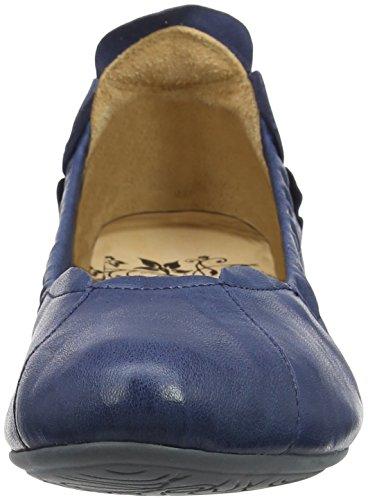 Pensare! Signore Balla_282161 Ballerine Chiuse Blu (capri 89)