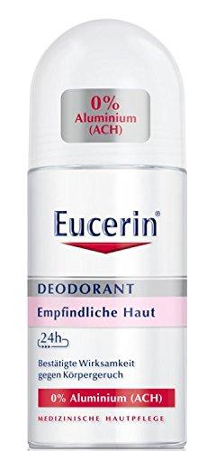 Eucerin Desodorante Sin Sales de Aluminio