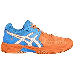 Zapatilla De Padel Asics Gel Bela 5 SG GS C504Y Color 4301-37,5