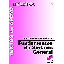 Fundamentos de sintaxis general (Lingüística)