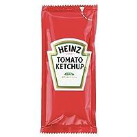 50 Heinz Tomato Ketchup - 50 sachets individuels