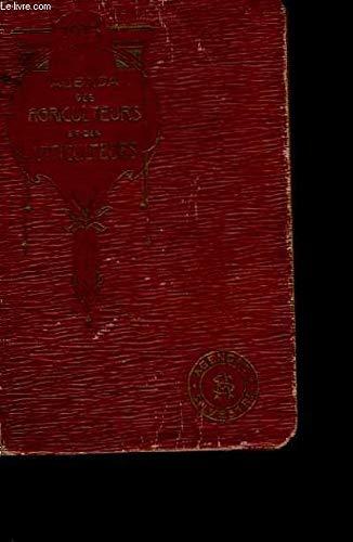 Agenda des agriculteurs et des viticulteurs. 1913, 19ème année. par SILVESTRE C.
