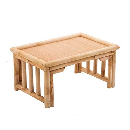Mesas Mesa De Tatami De Madera De Ratán De Bambú Mesa De La ...