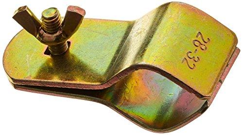 Zelt Rohrschellen 28-32 mm Stahl 5er SB-verpackt -
