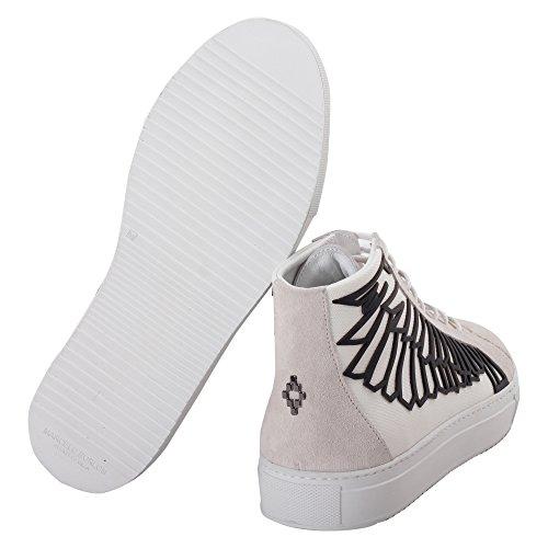MARCELO BURLON , Chaussons de gymnastique pour femme blanc Bianco 32 Bianco