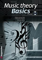 [(MUSIC THEORY BASICS KRAUS BOOK CD)] [Author: Herbert Kraus] published on (April, 2013)