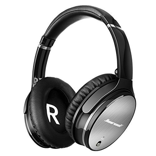 Auriculares Bluetooth Inalámbricos - LinkWitz de Diadema Cancelación Activa de Ruido Plegable con Sonido Estéreo para iphone,Android,PC,TV,Tablets