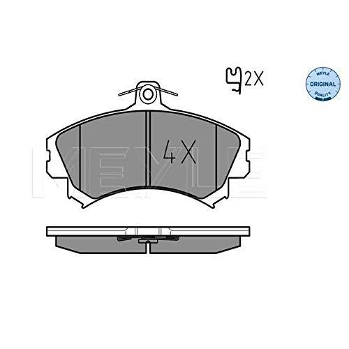 FES 125//150 S-Wing ABS /& Non ABS Models 2007-2013 Road Passion Plaquette de frein /à disque avant pour CBR250 RA ABS 2011-2015 VT1300 CXAA Fury ABS 2010-2011