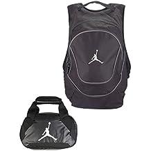 new concept 0387f 4c6ef Nike Air Jordan Jumpman Rucksack   Isolierte Trainer Lunch Tasche Set +  Gratis Handy Staub Stecker