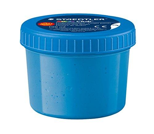 Staedtler 8801-3 Fingermalfarbe Noris Club, 100ml, blau -