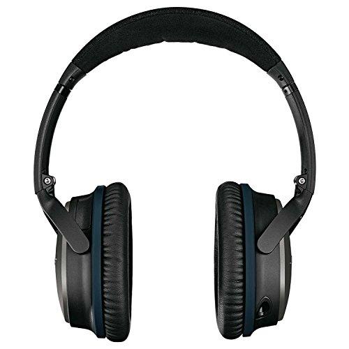Bose QuietComfort 25 Acoustic Noise Cancelling Kopfhörer (geeignet für Apple-Geräte) schwarz - 3