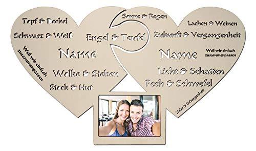S Romantische Ich Liebe Dich Geschenke für Pärchen Paare Männer Frauen Freundin zum Geburtstag Jahrestag Hochzeit Verlobung