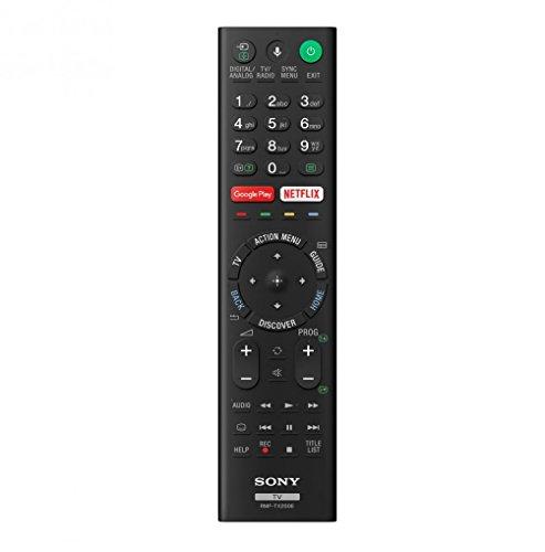 Sony RMF-TX200E / RMFTX200E Original Fernbedienung für Sony Fernseher