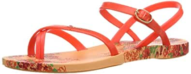 Ipanema Fashion Sandal 81193 Damen Sandalen, Orange (orange/red 23278), EU 35/36