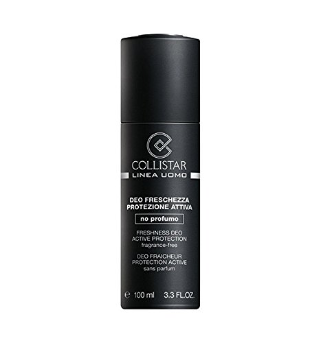 Collistar Uomo Deo Freschezza Protezione Attiva no profumo 100 ml spray magic price