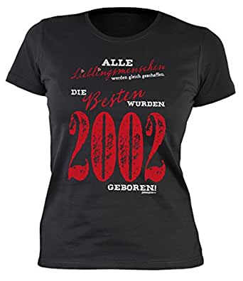goodman design sexy m dchen damen t shirt exklusiv zum 16 geburtstag lieblingsmenschen. Black Bedroom Furniture Sets. Home Design Ideas
