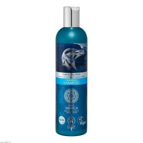 FAROE Islands Cleansing shampoo 400 ml Shampoo