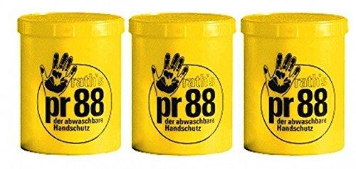 Rath Handschutzcreme pr 88 Paket - 3 Liter (3 x 1 Liter)