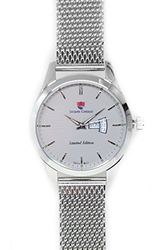 JACQUES COSTAUD * CHAMPS ELYSEES * JC-C3SGS03 Men's Watch