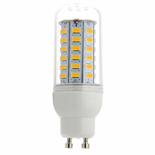 LIUXINDA-DP Sehr praktische Glühbirne 6 Packungen GU10 LED-Mais Lampe, Spannung: 110 V/220 V (Warmweiß