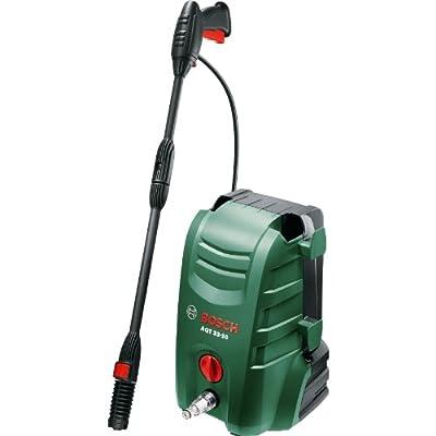 Precise Engineered Bosch SX-ProSPEC AQT 33-10 Electric Pressure Washer 100 Bar 1300w 240v [Pack of 1] - w/3yr Rescu3® Warranty by Bosch Tooling LTD