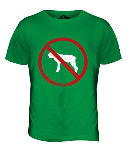 CandyMix Canophobie Herren T Shirt Grün
