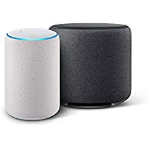 Echo Sub Combo with Echo Plus (2nd Gen) - White