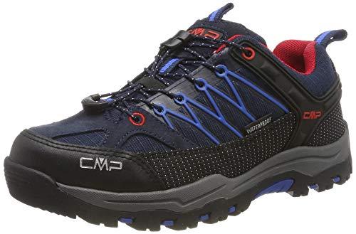 CMP Unisex-Erwachsene Rigel Low Trekking- & Wanderhalbschuhe Blau (B.Blue-Royal 10nc) 37 EU