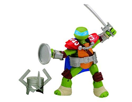Turtles Leonardo Knight Live Action Role Play Figure ()