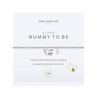 Joma Jewellery - A Little Mummy To Be - Rosegold Bracelet