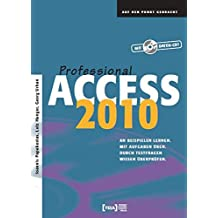 Access 2010 Professional